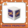Platic Memo Cube