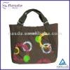Fashionable practical non-woven computer bag