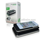 ipega non-contact induction charger 1800mAh battery back case for iphone 4 4s