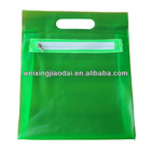 Dongguan Factory pvc zipper cosmetic bag promotion bag for bottles gifts case