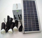 20w solar home lighting system