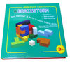Wooden toy bricks jigsaw puzzle