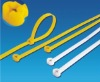Nylon Cable Tie with steel plate lock