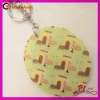 Factory supplier cosmetic compact mirror for ladies