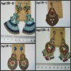 fashion costume earrings