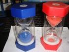3 minutes sand timer/sand timer/sander sandglass timer/plastic sander timer