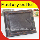 new arrival stylish europe mens genuine leather wallet wholesale