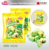 LANTOS Brand Frog 90g gummy-filled Marshmallow