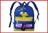 hot sell children's polyester school backpack