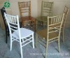Wooden chiavari chair