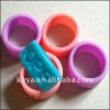 Eco-Friendly soft pvc fringer ring