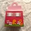 handmade felt house model toy