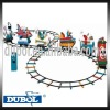 Outdoor Amusement Electric Mini Train