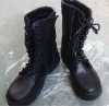 2012 cheap men genuine leather military boots