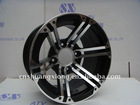 SX 12 inch Golf alloy wheel