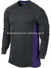 polyester 100% coolmax sportswear for men tennis wear