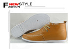 high ankle men casual shoes