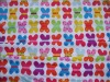 Printed Bright Color Knitted Fabric For Swimwear & Underwear