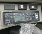 24V Japanese excavator am fm car radio with E-mark certification