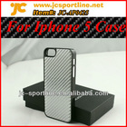 2012 New Phone Cover For Iphone 5 Carbon Fiber Case