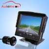 3.5 inch car rearview system with 160degrees back up camera(CL-379C-16-160)