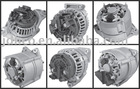 BOSCH ALTERNATOR 0120469527 0120469761 0120469891 0124555009 0124555017 VOLVO 20409228 20466315 20849350 85000626 PART