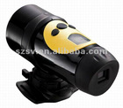 racing camera 3m shockproof with 80 degree view angle support 64MB internal memory sport helmet camera
