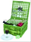 WIN1203-1 willow picnic basket