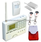 King pigeon GSM LCD display Alarm S110