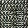 Chenille lace fabric