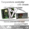 CT401 temperature controller with timer