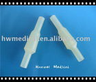 Latex rubber tube for infusion set