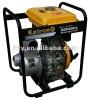 household air-cooled 4 stroke SDP80CL diesel water pump