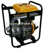 household air-cooled 4 stroke SDP80CL diesel water pump