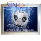 Light guide panel LED slim light box(Thickness 40mm)