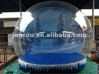 Inflatable Christmas Decoration, snow ball, aqua ball C1007