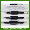 Black Disposable Tattoo Needle + Grip Tube 1'' Supply