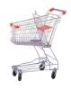 supermarket hand trolley