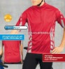 allover print men's biking t-shirt