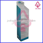 Cosmetic display shelf for shops promotion, showroom display shelf