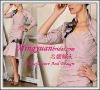 Pink Short Mini Taffeta Couture Fashionable mother dress