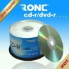 Cake box packing blank CD-R with grade A quality