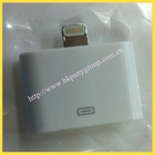 HOT selling for iphone 5 lightning micro usb adapter 30pin-8pin
