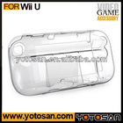 Clear Crystal Case Compatible for Nintendo Wii U
