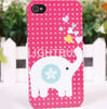 Cartoon Hard Back Case Cover Skin For iPhone 4 4G ( Assorted )