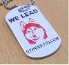 Fashion pet dog tags
