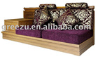 Bamboo Living Room Sectional Sofas