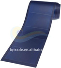 68W Thin Film Flexible Solar Panel triple junction amorphous solar cell peel and stick installation