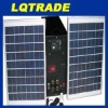 80W solar power system / output 250W220V AC / outdoor power / emergency power