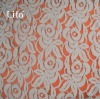 floral cotton fabric textile for garment